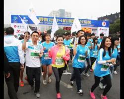 马拉松旅游改变中国城市